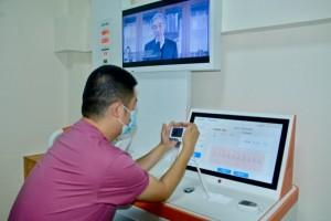 """智慧医疗 健康服务在""""指尖"""" 基层公卫信息化建设的""""阆中模式"""""""