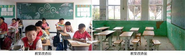 第十所心智家园小学在山东潍坊临朐县揭牌落成